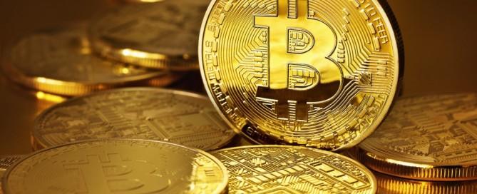 Photo of a Bitcoin