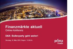 Finanzmärkte-aktuell-Online-Konferenz
