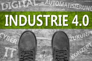 Industrie 4.0 - die Zukunft