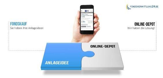 Online-Depotantrag