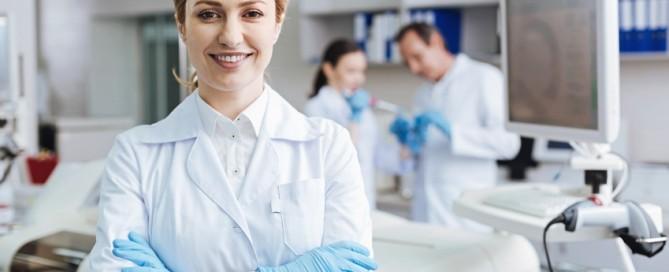 Biotech Labor Foto