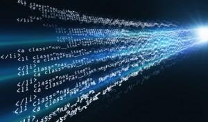 Datenstrom / Data stream