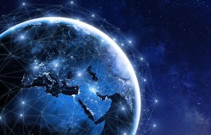 Global communication network