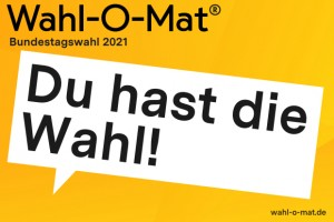 Wahl -O- Mat Logo